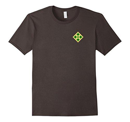 4th-infantry-division-patch-t-shirt-herren-gre-xl-asphalt