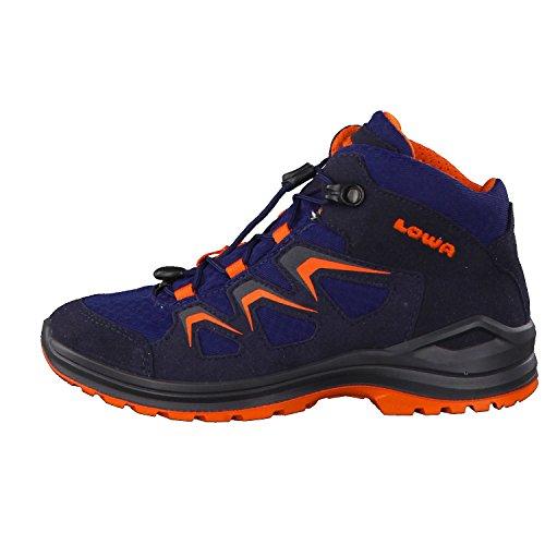 Lowa Innox Evo GTX QC Junior Navy Orange Bleu