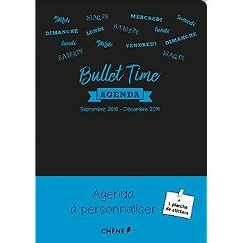 L'agenda de la famille - Bullet Time - sept. 2018 - déc. 2019