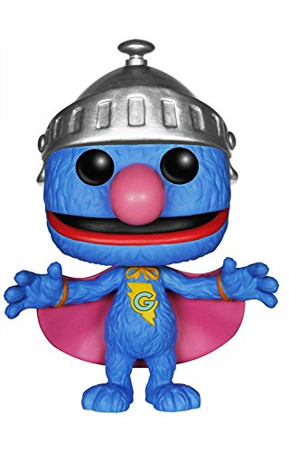 POP Vinilo Sesame Street Super Grover