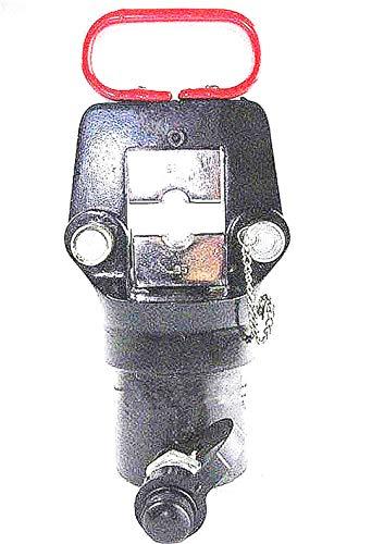 Hydraulische Crimpzange mit Handpumpe, 25-400 mm, Drähte, 16 Tonnen Draht-Crimpzange
