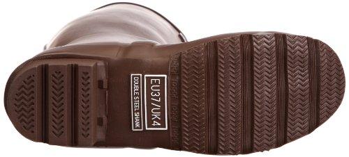 Toggi Wanderer Classic Plus, Bottes en caoutchouc mixte adulte Marron - Chocolate Matt
