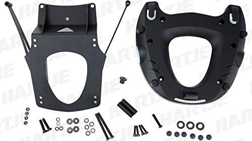 Givi KR2013 Support pour Une Valise Top Case MonokeyYamaha 500 (08&gt11)/T-Max 530 (12 &GT 15), Noir