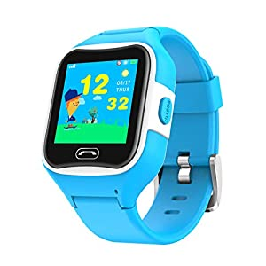 GPS-Uhr für Kinder V2 blau
