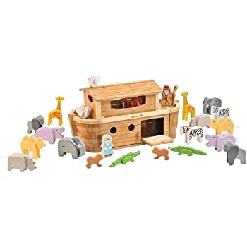 EverEarth Giant Noah's Ark with Animals and Figures EE30865