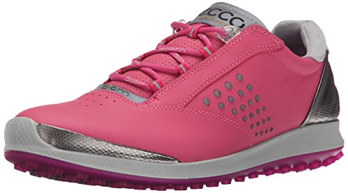 Ecco Women's Golf Biom Hybrid 2, Damen Golfschuhe, Pink (FANDANGO01083), 38 EU