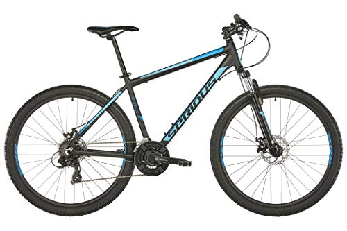"SERIOUS Rockville 27,5"" Disc Blue Rahmenhöhe 50cm 2018 MTB Hardtail"