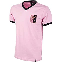 COPA Football - Camiseta Retro Palermo años 1970 (M)