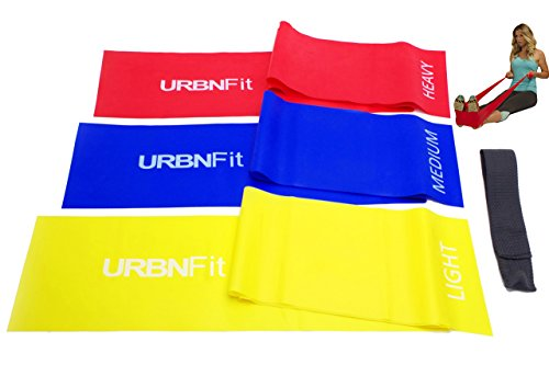 Long-Fitness-Bands-5-Ft-wDoor-Anchor-URBNFit-3-Pack-of-Resistance-Bands-for-Stretching-Workouts-Rehabilitation-Professional-Grade-Flat-Stretch-Bands-Are-Essential-For-Every-Home-Gym