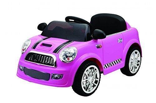 auto-elettrica-mini-cooper-6v-con-radiocomando-colore-rosa