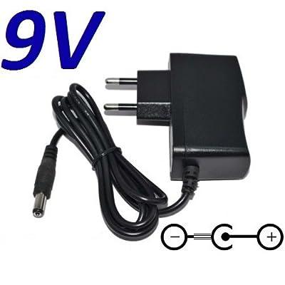 Adaptateur Secteur Alimentation Chargeur 9V pour Remplacement Vélo Stationnaire Kettler Giro P puissance du câble d'alimentation de CARGADOR ESP