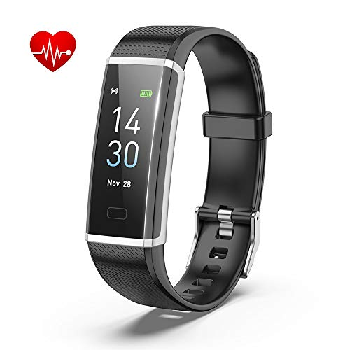 4dec76da1319 Fitness Wristband Tracker Activity Sports Watch with Pedometer Heart Rate  Monitor Multiple Sports Mode Step Calorie