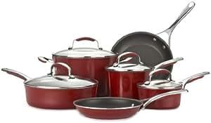 kitchenaid gourmet in alluminio antiaderente set diForPentole Kitchenaid