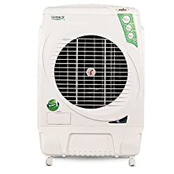 Kenstar Cyclone-12 50-Litre Air Cooler (White) with Remote