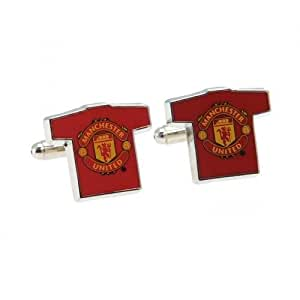 Manchester United F.C. Cufflinks Shirt
