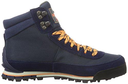 North Face - W Back-To-Berkeley Boot II, Scarpe sportive Donna Multicolore (Blu/Csmcbl/Impctorg)