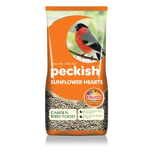 Peckish Coeurs de tournesol 2 kg