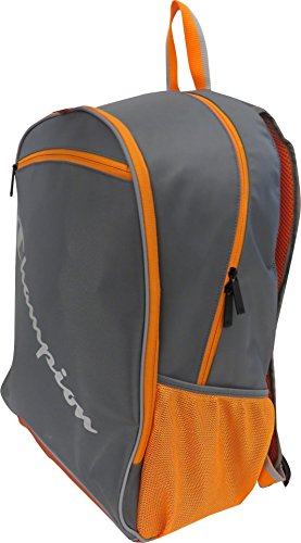 Champion Capital Rucksack grau / orange