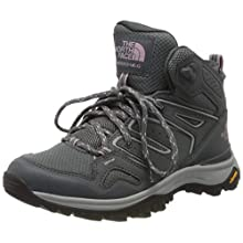 The North Face Womens Hedgehog Fastpack II Mid WP, Chaussure de Marche Femme, Zinc Grey, 36 EU