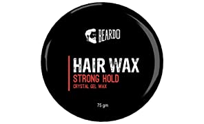 Beardo Strong Hold Hair Wax, 75g