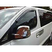 heko-17231-rear trasera s/ólo Deflectores de viento para Hyundai Getz 2/de 5/puertas Hatchback