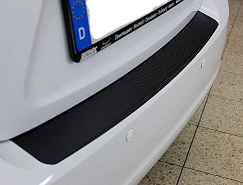 Ladekantenschutz Lackschutzfolie Schutzfolie Carbon 3D Auto Folie Lackschutz 10258 - Combo-folie