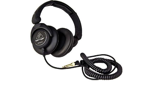 Behringer HPX6000 cuffie professionali DJ  Amazon.it  Fai da te 97ca5d2daef3