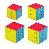 Die besten 4x4 Rubiks Würfel - Zauberwürfel Rubik's Cube würfel Serie 2 * 2 Bewertungen