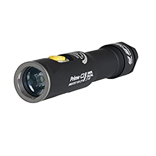 ArmyTek LED torch with beltclip, with Handschlaufe Prime C2 Pro XHP35 akkubetrieben, batteri