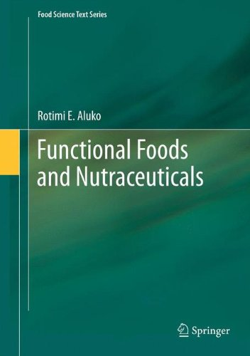 Functional Foods and Nutraceuticals par Rotimi Aluko