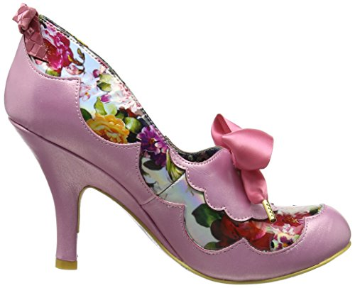 Irregular Choice Meadow Mist, Escarpins femme Rose