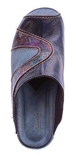 Gemini - Zoccoli Donna Jeans-Navy