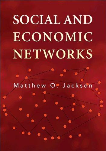 Social and Economic Networks (Princeton University Press) por Matthew O. Jackson