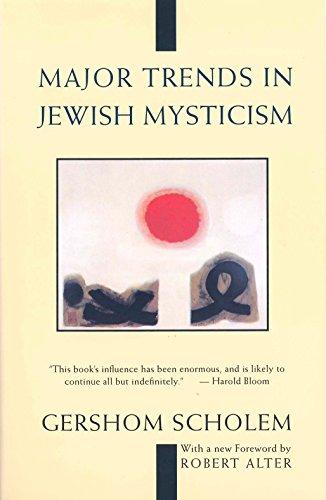 Major Trends in Jewish Mysticism por Gershom Gerhard Scholem