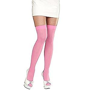WIDMANN Calcetines Adulto rosas sobre la rodilla Cualquier día
