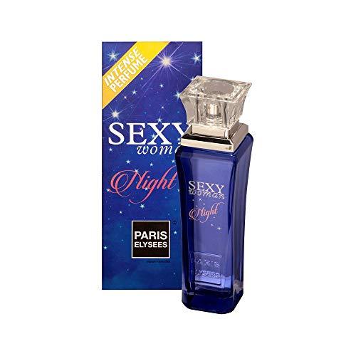 Sexy Woman Night Paris allererste Parfum 100ml Eau de Toilette Damen