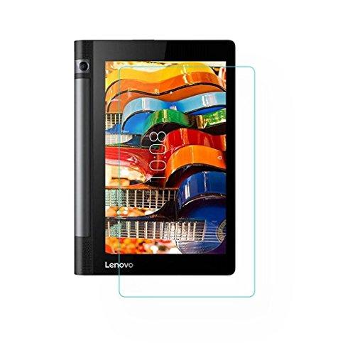 Colorcase Tempered Glass Screenguard for Lenovo Tab 3 Yoga 8.0 Tablet