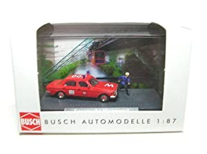 Busch - Juguete de modelismo ferroviario escala 1:87 (BUV46857)