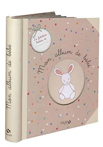 Mon album de bébé par Stéphanie BREPSON