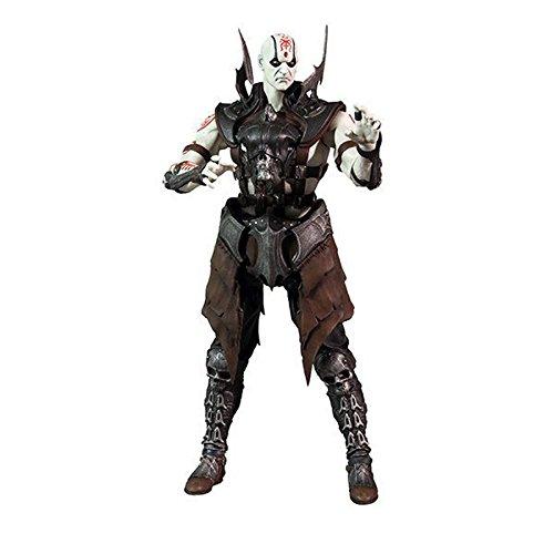 Preisvergleich Produktbild MEZCO Mortal Kombat X Series 2 Actionfigur Quan Chi aus Kunststoff