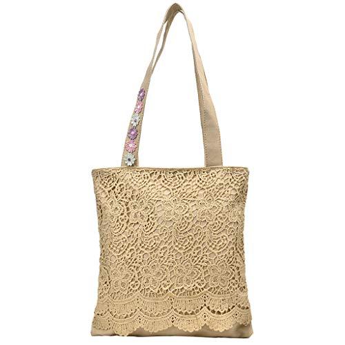 Givenchy Leder Braun (Mitlfuny handbemalte Ledertasche, Schultertasche, Geschenk, Handgefertigte Tasche,Mode frauen leinwand reißverschluss spitze blume umhängetaschen handtasche einkaufstasche)