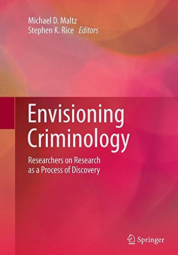 Envisioning Criminology: Researchers on Research as a Process of Discovery