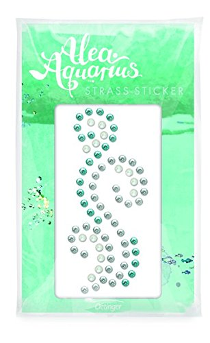 Preisvergleich Produktbild Alea Aquarius Strass-Sticker