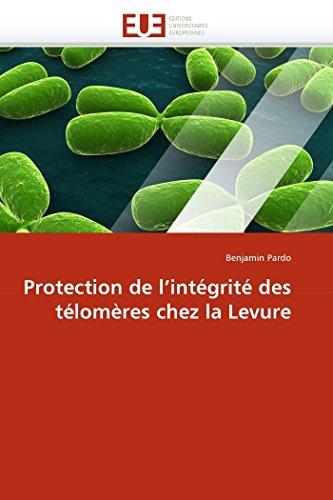 Protection de l''intégrité des télomères chez la levure par Benjamin Pardo