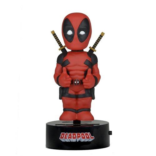 NECA-NECA61389-Marvel-Deadpool-Solar-Powered-Body-Knocker-Wackelkopf-Figur-15-cm