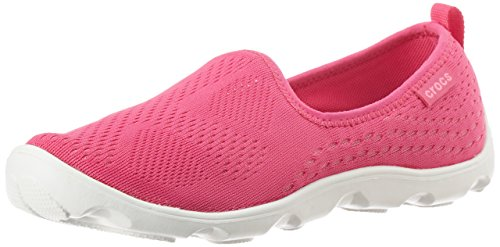 Crocs Duet Busy Day Xpress Mesh Skimmer Candy Pink / Pink Lemonade