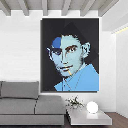 Andy Warhol Franz Kafka Diez Retratos judíos Pintura