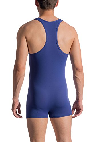 Olaf Benz RED0965 Phantom Sportbody Herren Body Navy (4600)