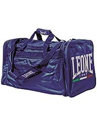 Leone 1947 Ac909 Bolsa de deportes azul turquesa Talla:talla única
