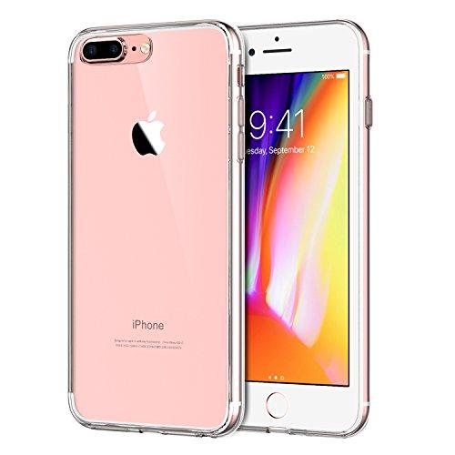 JETech - Funda para iPhone 8 Plus iPhone 7 Plus, 5,5 pulgadas,...